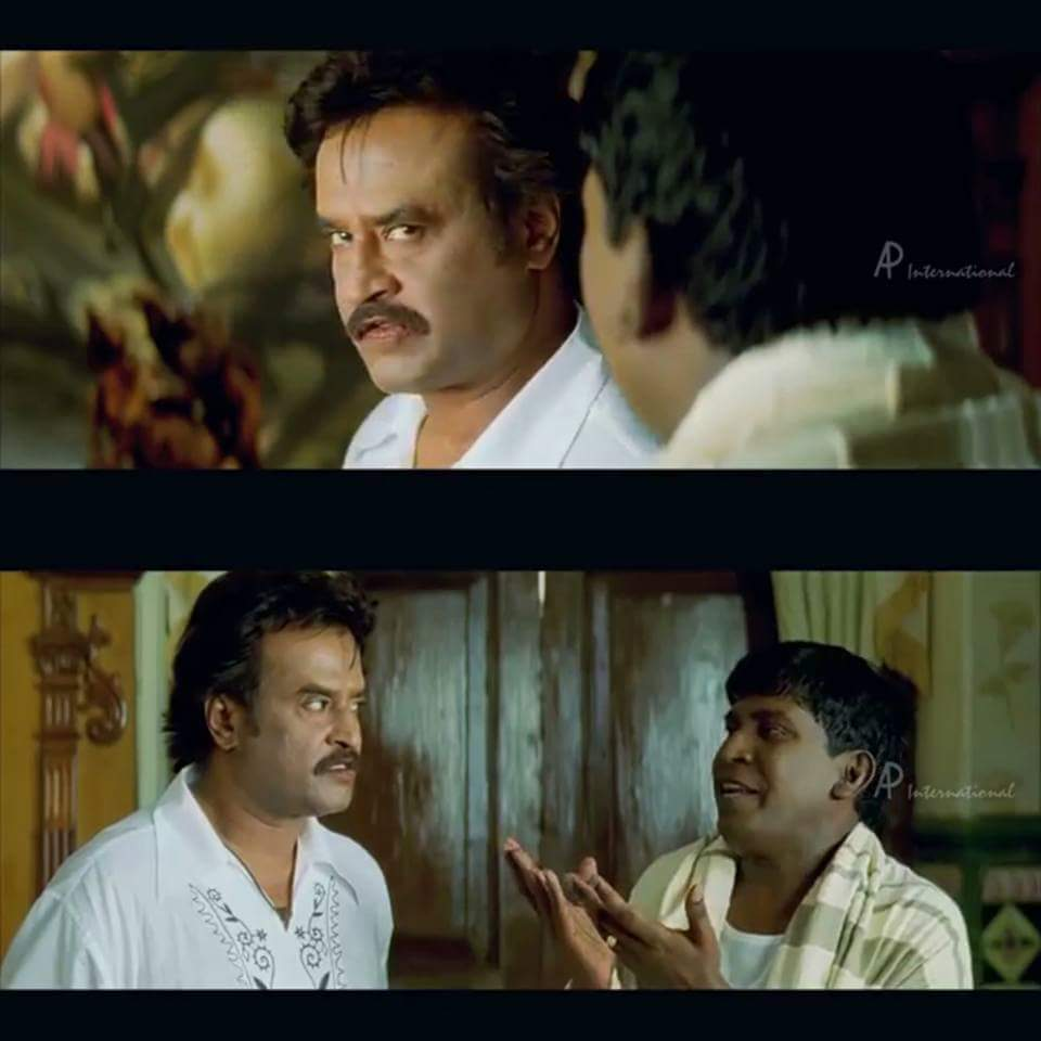 Chandramuki rajini movie